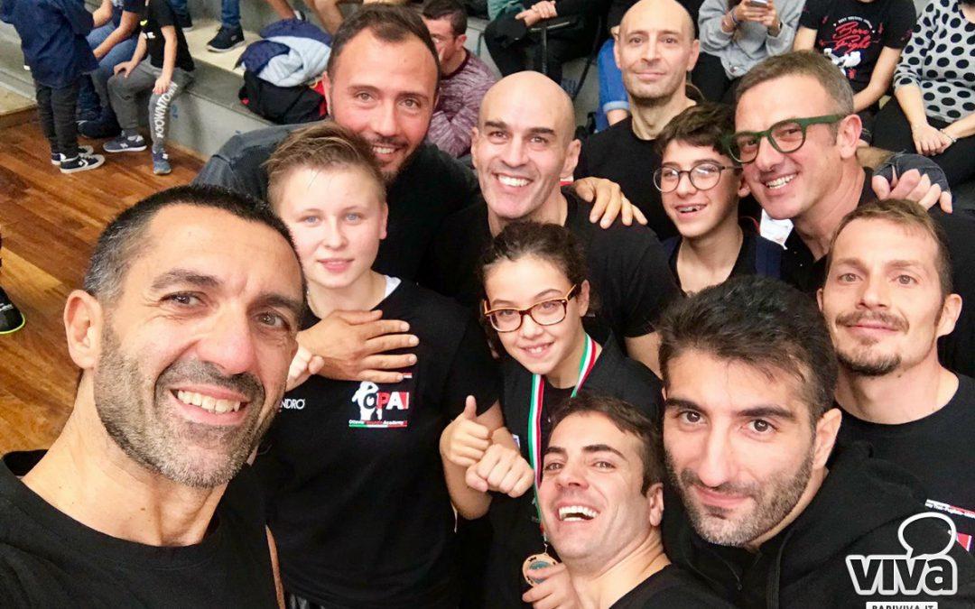 Campionati Regionali di Kick Boxing, premiati i Fighters baresi