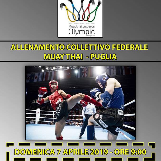 Stage di MUAY THAI